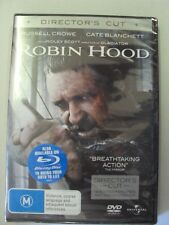 DVD - Robin Hood - Region 4 - Rated M