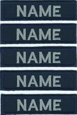 Irish Air Corps Name X 5 Name Strips Name Tags Tapes Irish Defence Forces