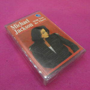 Michael Jackson - Will You Be There Kasette MC Tape