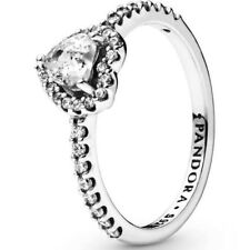 Pandora Elevated Heart Ring S925 ALE Size 54 NEW COLLECTION - PERFECT GIFT