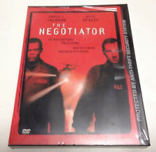 The Negotiator 1998 Widescreen New DVD Orig Seal Samuel L Jackson Kevin Spacey