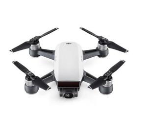 DJI000731 DJI CP.PT.00731 Spark Alpine White Color Quadcopter Drone