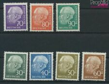 Duitsland 259x-265x (compleet Kwestie) postfris MNH 1957 Heus (9324658