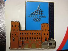 Torino 2006 Olympic Pin - Porte Palatine