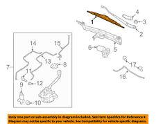 FORD OEM 08-09 Taurus X Wiper Arm-Front Blade 8F9Z17528C