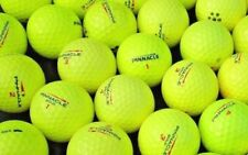 20 Pinnacle Mix Yellow Golf Balls Pearl A Grade