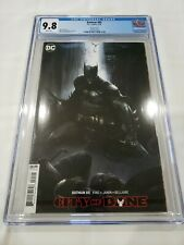 Batman #85 City of Bane - Francesco Mattina Card Stock Variant (2019) CGC 9.8 DC
