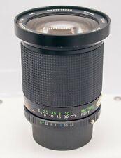 Vivitar 28-105mm F3.5-4.5 Pentax K PKA Mount Zoom Lens SLR/Mirrorless Cameras