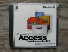 Microsoft Office Access 2003 Developer's Toolkit for Windows 95 Version 7.0 NEW