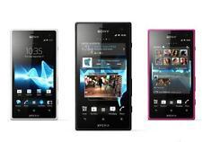New Unlocked Sony Xperia acro S LT26W - 16GB  GPS 4.3'' Smartphone Pink