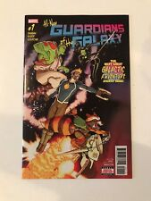 All New Guardians of the Galaxy  #1 (Marvel; July, 2017) - NM