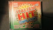 COMPILATION - ITALIAN HITS COMPILATIONS. COVER VERSIONS. CD