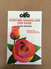 Concime Granulare Per Rose - Linea Garden - Cifo - Conf. 1Kg