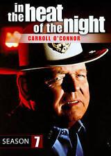 In the Heat of the Night TV Series DVD Season 7 Sealed NIP