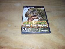 Jurassic: The Hunted (Sony PlayStation 2, 2009) PS2 brand NEW sealed