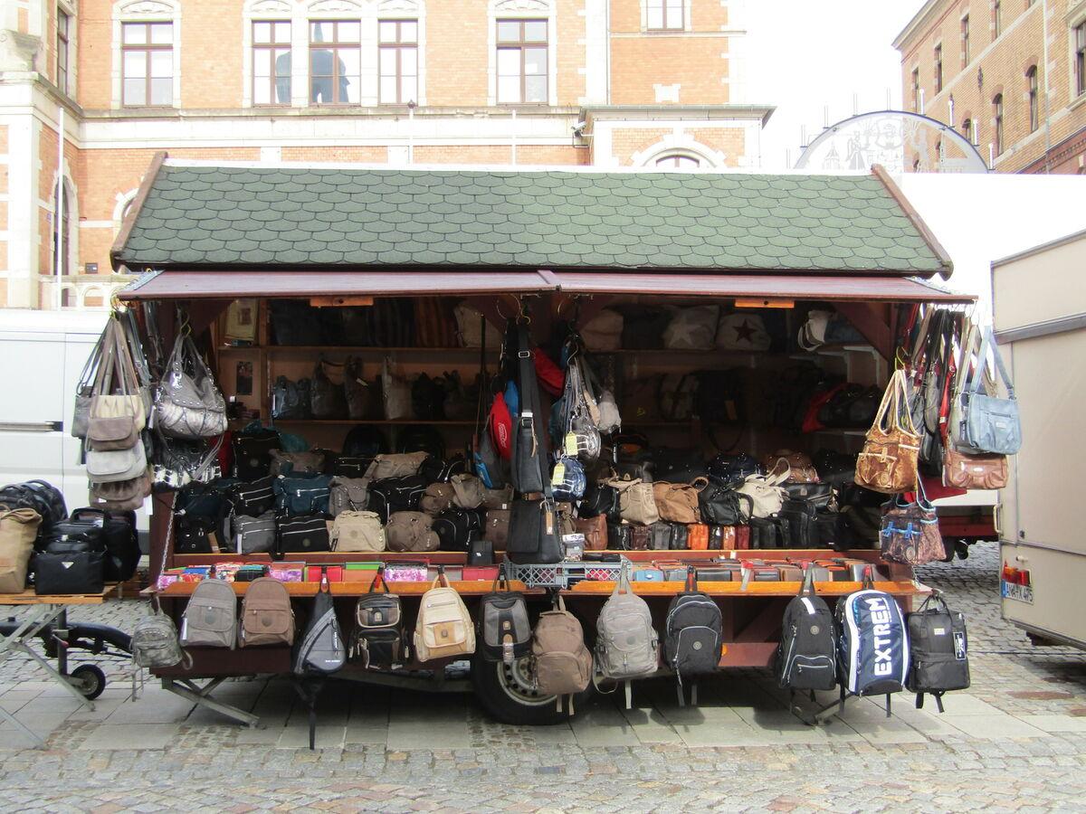 Müllerin Lederwaren shop