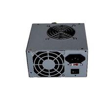 600 Watt 600W ATX Power Supply SATA Dual 80mm fans Silent for Intel AMD PC Unit