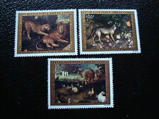 CONGO brazzaville - timbre yvert et tellier aerien n° 171 a 173 n** (A9) stamp