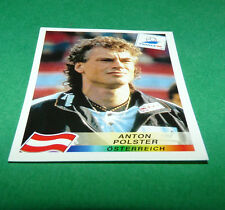 N°154 ANTON POLSTER ÖSTERREICH PANINI FOOTBALL FRANCE 98 1998 COUPE MONDE WM