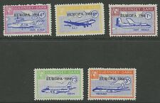 Guernsey SARK 1966 Europa set PROOFS unissued colours