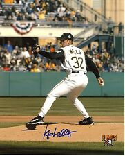Pittsburgh Pirates KIP WELLS signed autographed PIRATEFEST 8x10