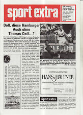 BL 90/91 VfB Stuttgart - Hamburger SV (Sport extra)