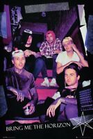 Official Bring Me The Horizon Middle Finger Maxi Poster 91.5 x 61cm Music