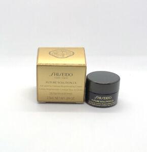 Shiseido Future Solution LX Eye & Lip Contour Regenerating Cream 2.5ml New inBox