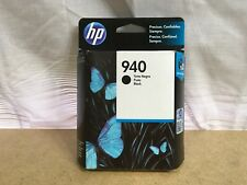 HP 940 OfficeJet Black Ink Cartridge ☆ C4902AL ✅ NEW FACTORY SEALED ✔➔➨