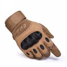 CQB Outdoor Tactical Full Finger Gloves 4 Sports Hiking Riding Cycling Military