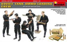 Soviet tank crew ammo-loading crew   Special Edition              1/35 Miniart