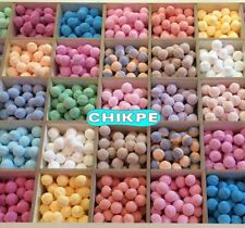 Mini Bath Bombs from CHIKPE - Gift bag of 50 - Chill Pills / Fizzers
