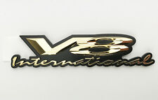 Genuine Holden VT VX Commodore / WH Statesman V8 International Gold Badge Emblem