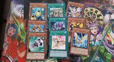 N°1556 - Yu Gi Oh - Lots de 9 cartes rares anglais