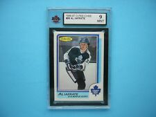 1986/87 O-PEE-CHEE HOCKEY CARD #26 AL IAFRATE KSA 9 MINT SHARP+ 86/87 OPC