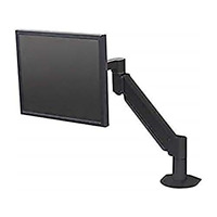Holds 5-17 lb Innovative Office Products 7Flex-CN-104I Radial Arm Monitors