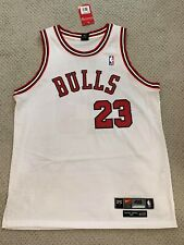 Nike Authentic Michael Jordan 8403 Vintage Rookie Bulls Size 48 Jersey Mens