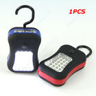 28 LED Outdoors Magnetic Work Light Hook Hanging Flashlight Lamp Great New