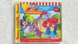 Benjamin Blümchen, Nr.129 Der Drachenflugtag, wie neu