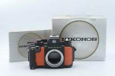 Excellent++ Nikon Nikonos V 35mm underware camera Body from japan #78