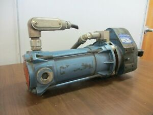 Honeywell/Graham DC Gearmotor EP3640-1436-7-56C/4204157 90VDC 1/2 HP Ratio: 15:1