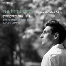 Sergei Rachmaninov : Rachmaninov: Piano Concertos 2 & 3 CD (2018) ***NEW***