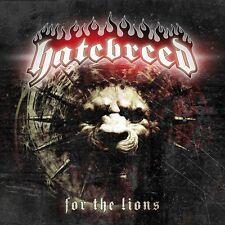 HATEBREED - FOR THE LIONS - CD SIGILLATO 2009