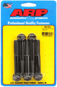ARP655-3000 ARP 655-3000 7/16-14 X 3.000 Hex 1/2 Wrenching Black Oxide Bolts