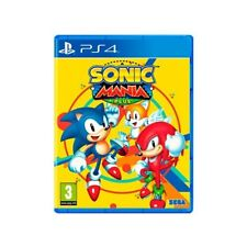 Juego Sony PS4 Sonic Mania Plus