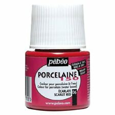 PEBEO 024006 PORCELAINE 150 SCARLET RED 45ML