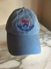 The Penn Club New York NYC Denim Hat Cap