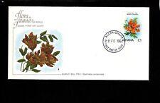 Ghana, Sc #785, FDC, 1982, Flora & Fauna, Plants, COV059