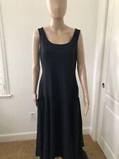 Deca-Paris Black Sleeveless Dress Size 3