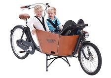 Babboe City 2-Rad bakfiets 7 G Shimano Komplett-Angebot Anlieferung fahrbereit